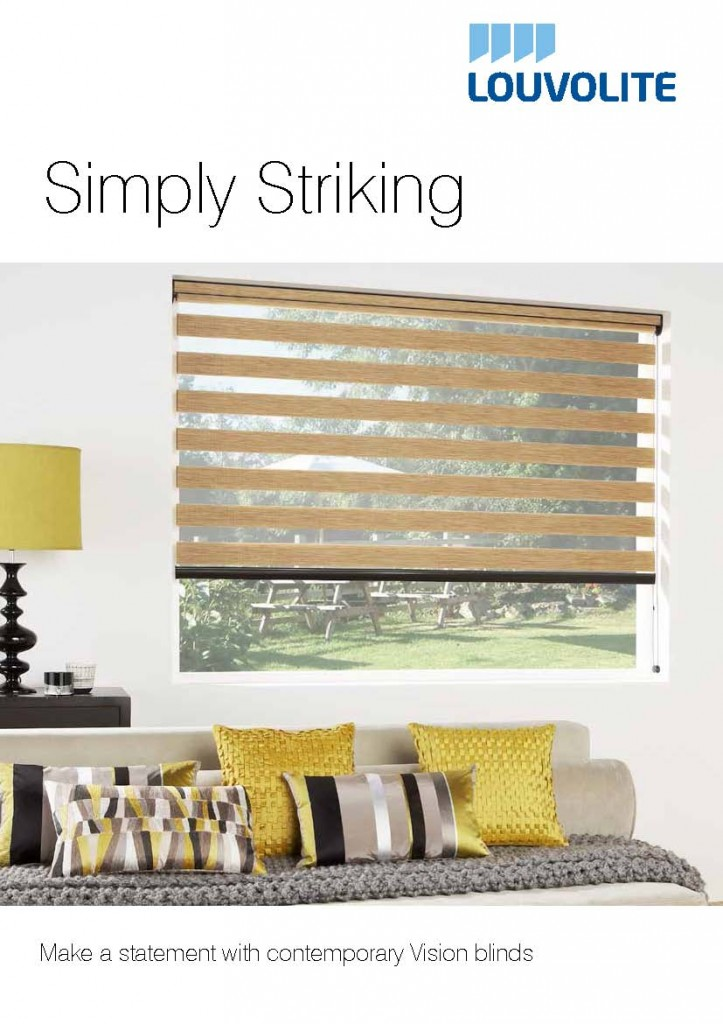 Vision Blinds Brochure