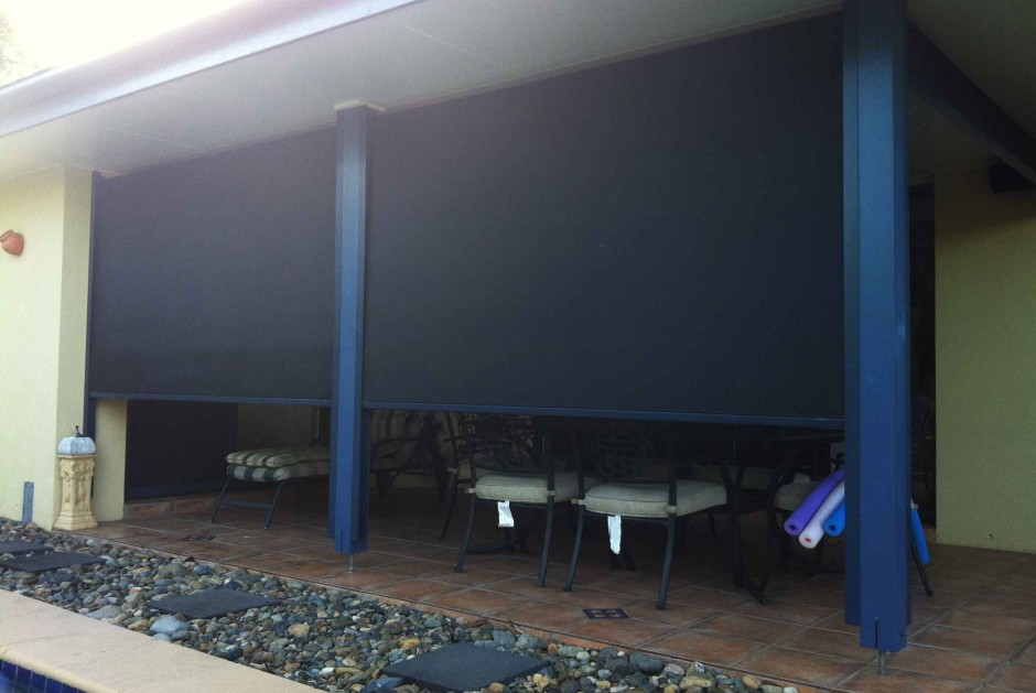 Side Channel Awning Supplier