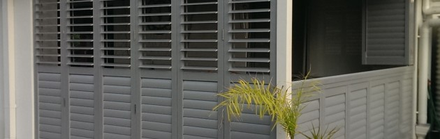 Aluminium Shutters Manufacturer & Wholesale Supplier